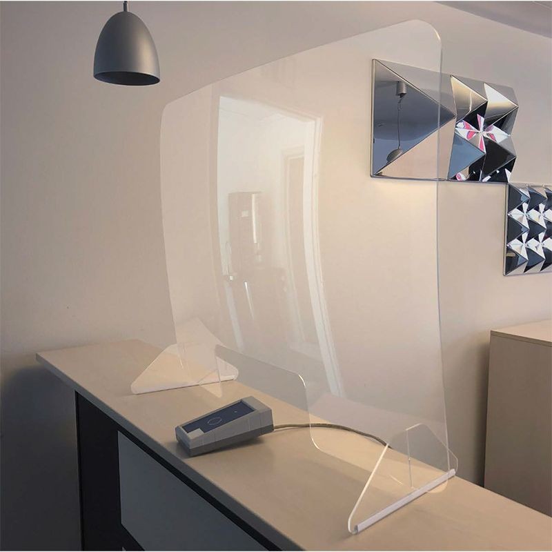 Protection Plexiglas Pour Bureau